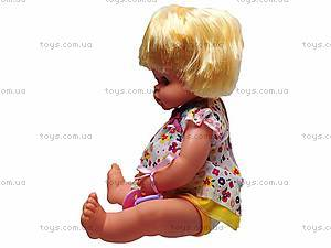 Кукла-пупс, пускает пузыри, 22022, фото