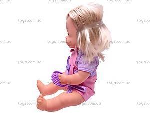 Кукла-пупс с аксессуарами, 82010A11, цена