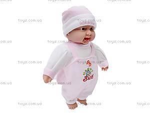 Кукла-пупс с бутылкой, 9011, фото