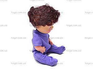 Кукла пупс с бутылочкой, 704, фото