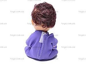 Кукла пупс с бутылочкой, 704, цена