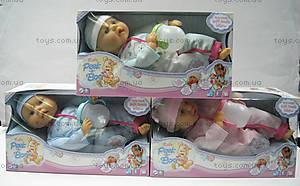Кукла-пупс, с соской, 09807