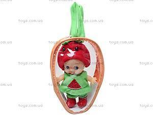 Кукла-пупс в костюмчике, 27053V