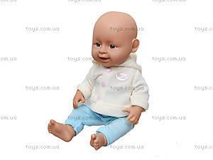 Кукла - пупс для девочек , WZJ006-6, купить