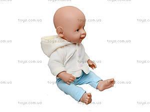 Кукла - пупс для девочек , WZJ006-6, фото