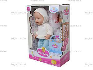 Кукла - пупс для девочек , WZJ006-6, игрушки