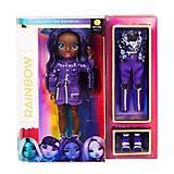 Кукла RAINBOW HIGH S2 - КРИСТАЛЛ БЕЙЛИ (с аксессуарами), 572114EUC, магазин игрушек