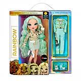 Кукла RAINBOW HIGH S3 - МЯТА (с аксессуарами), 575764, магазин игрушек