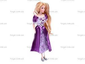 Кукла «Рапунцель», с длинными волосами, 1370, фото