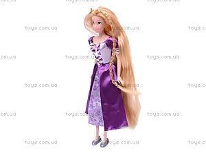 Кукла «Рапунцель», с длинными волосами, 1370, отзывы