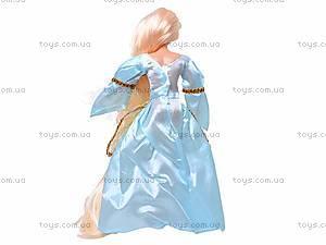 Кукла «Рапунцель», с косичками, L-2D, цена