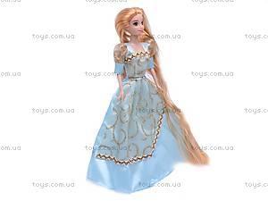 Кукла «Рапунцель», с косметикой, L-3B, отзывы