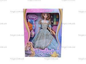 Кукла «Рапунцель», с косметикой, L-3B, цена