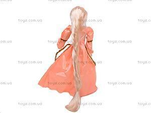 Кукла «Рапунцель», с заколками, L-3E, купить