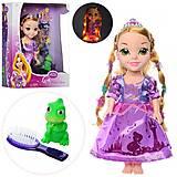 Кукла «Рапунцель» со светящимися волосами, ZT8666