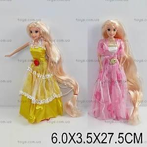Кукла «Рапунцель» типа Барби, L-2A