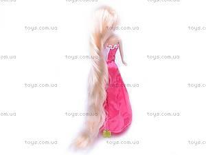 Кукла «Рапунцель», в бальном платье, L-2A, купить