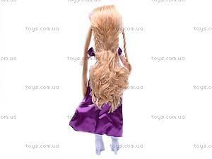 Кукла «Рапунцель», в нарядном платье, 1375, купить