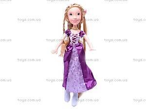 Кукла «Рапунцель», в нарядном платье, 1375, фото