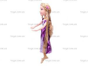 Кукла «Рапунцель», в нарядном платье, 1375, цена