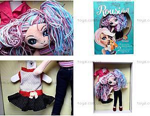 Мягкая кукла «Роузи», К339