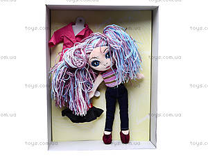 Мягкая кукла «Роузи», К339, отзывы