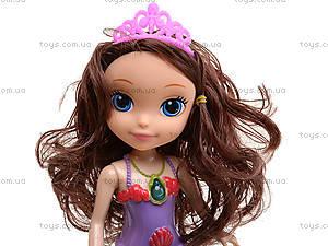 Детская кукла «София Русалка», 811A, фото