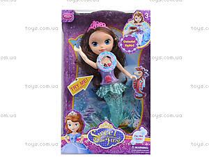 Детская кукла «София Русалка», 811A, toys