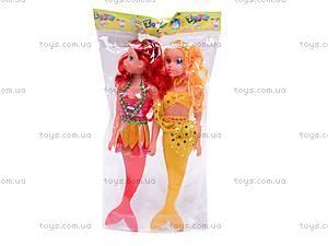 Кукла-русалка, 108A, игрушки