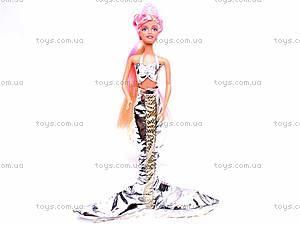 Кукла русалка-балерина, 6021
