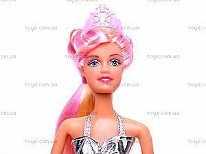 Кукла русалка-балерина, 6021, отзывы