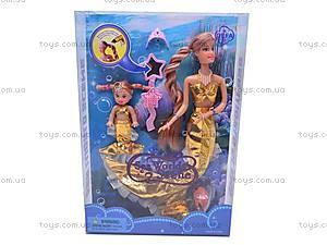 Кукла-русалка для ребенка, 21011