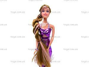 Кукла-русалка меняет цвет волос, 21011, отзывы