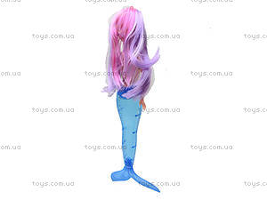 Детская кукла-русалка Monster Girl, 555F, отзывы
