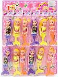 Кукла - русалка на планшетке, 798B, купить