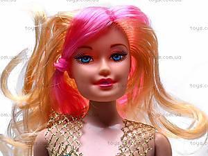 Кукла русалка, с аксессуарами, MQ10, фото