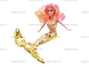 Кукла-русалка с аксессуарами, 177-6, купить