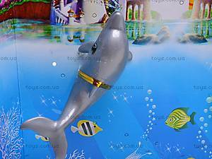 Кукла-русалка с дочкой и дельфином, 0228C, купить