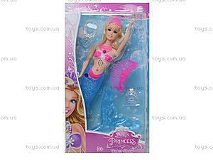 Кукла-русалка с музыкой и светом, 8655R-7B, купить