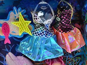 Кукла-русалка с набором костюмов, 66354, toys.com.ua