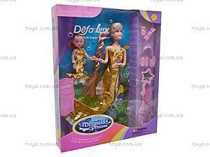 Кукла-русалка с ребеночком, 20978, игрушки