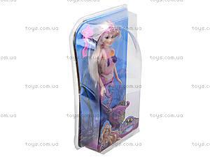 Кукла-русалка со звуковым эффектом, 668A, фото