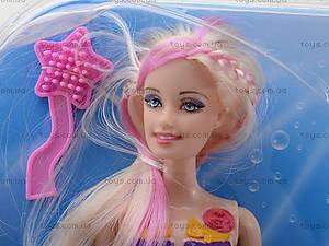 Кукла-русалка со звуковым эффектом, 668A, отзывы