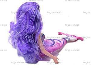 Кукла-русалка в коробке, 83156, купить