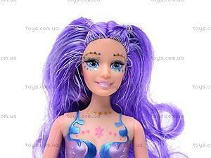 Кукла-русалка в коробке, 83156, отзывы