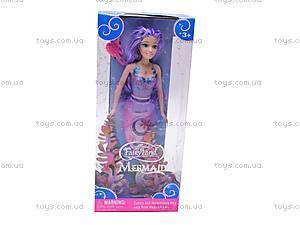 Кукла-русалка в коробке, 83156, игрушки