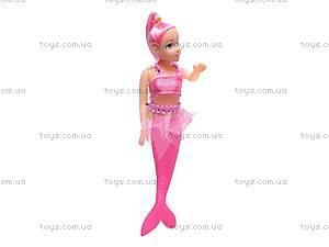 Кукла-русалочка, 4 вида, 118AA, купить