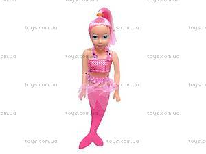 Кукла-русалочка, 4 вида, 118AA, фото