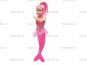 Кукла-русалочка, 4 вида, 118AA, отзывы