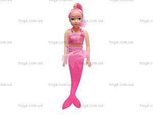 Кукла-русалочка, 4 вида, 118AA, игрушки